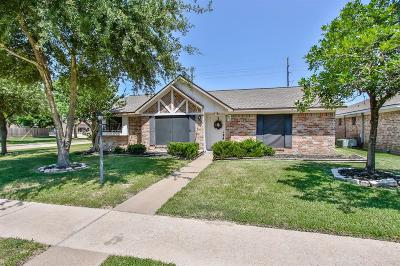 Katy Single Family Home For Sale: 403 Gentilly Drive