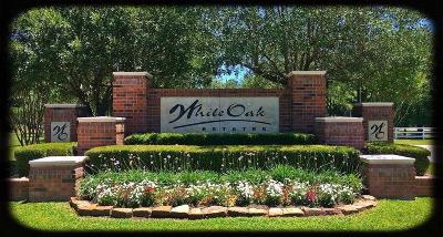 Conroe Residential Lots & Land For Sale: 11867 White Oak Pass