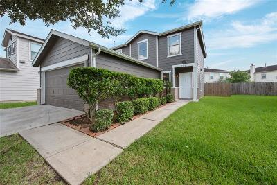 Houston Single Family Home For Sale: 15514 Jasmine Tree Lane