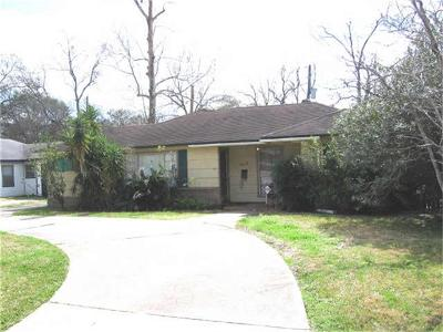 Bellaire Single Family Home For Sale: 4629 Pine Street