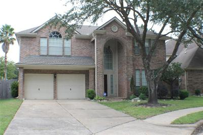 Houston Single Family Home For Sale: 6215 Dove Prairie Court