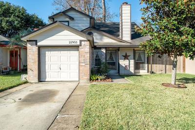 Spring Single Family Home For Sale: 22903 Cabanna Road