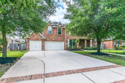 Katy Single Family Home For Sale: 1814 Grayson Lakes Boulevard