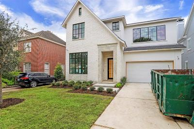 Houston Single Family Home For Sale: 6320 Sewanee