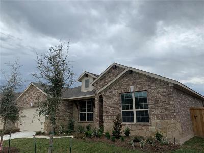 Humble Single Family Home For Sale: 12030 Talmadge Reach Drive