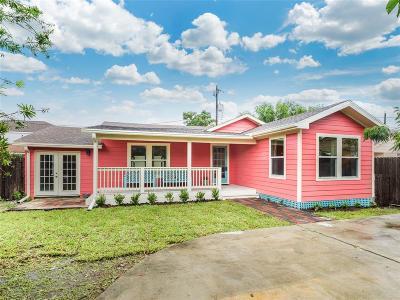 Galveston Single Family Home For Sale: 5522 Avenue O 1/2