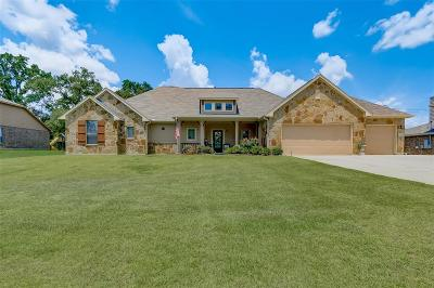 Willis Single Family Home For Sale: 13319 Hidden Manor Court