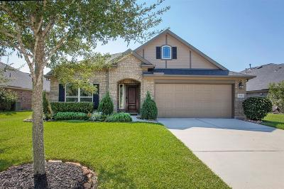 Single Family Home For Sale: 3514 Hamilton Bend Lane