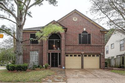 Missouri City Single Family Home For Sale: 3322 Broken Bough Drive