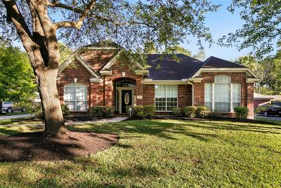 Humble Single Family Home For Sale: 20018 Cherry Oaks Lane