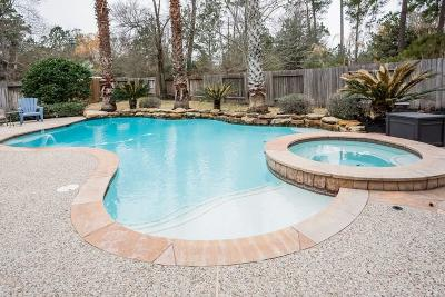 The Woodlands Single Family Home For Sale: 55 W Shale Creek Court