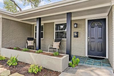 Houston Single Family Home For Sale: 5422 Lymbar Drive