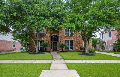 Katy Single Family Home For Sale: 5802 Ashley Spring Court