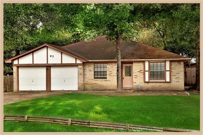 The Woodlands Single Family Home For Sale: 62 Wavy Oak