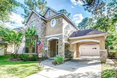 The Woodlands Single Family Home For Sale: 67 S Bethany Bend Circle