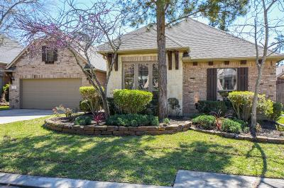 The Woodlands Single Family Home For Sale: 30 Delmar Green Place