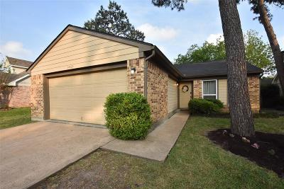 Cypress Single Family Home Pending: 14803 Cypress Valley Drive