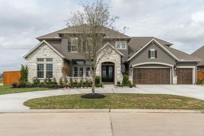Cypress Single Family Home For Sale: 18302 Dockside Landing