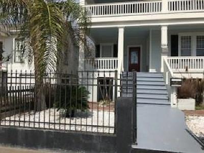 Galveston Single Family Home For Sale: 1016 Broadway Street