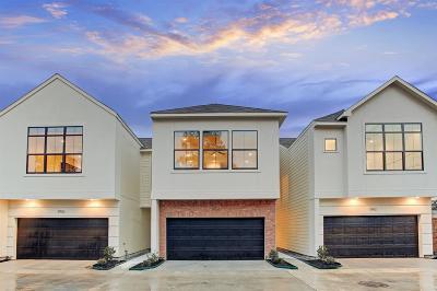 Single Family Home For Sale: 3904 Tulane Oak Drive