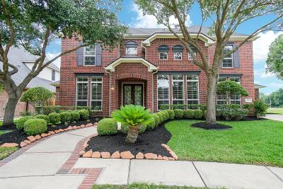 Katy Single Family Home For Sale: 4323 Cannondale Lane