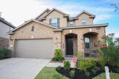 Katy Single Family Home For Sale: 22530 Lavender Knoll Lane