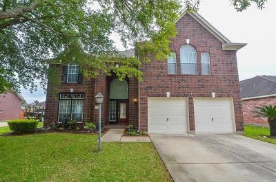 Fort Bend County Single Family Home For Sale: 1519 Turret Crown Drive