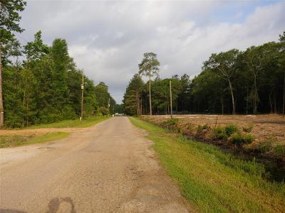 Conroe Residential Lots & Land For Sale: Tower Glen Lane