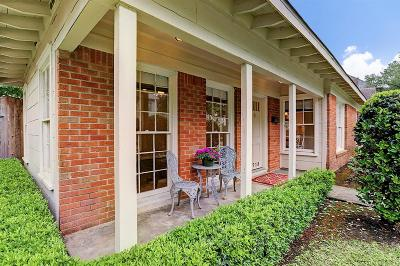 West University Place Single Family Home For Sale: 2715 Robinhood