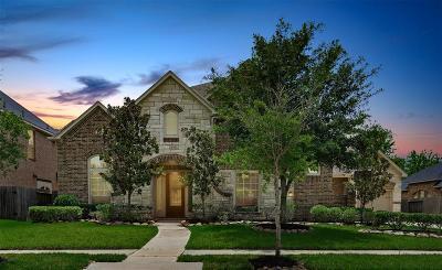 Missouri City Single Family Home Pending: 8823 Stowe Creek Lane