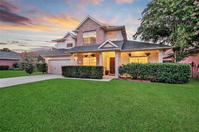 Tomball Single Family Home For Sale: 13610 Country Hill Court