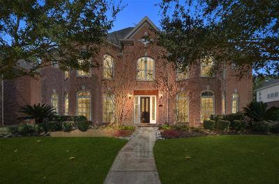 Richmond Single Family Home For Sale: 1510 Lake Holbrook Lane