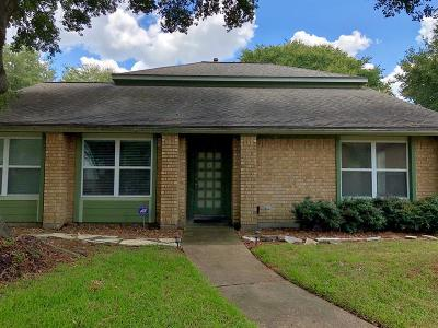Galveston County, Harris County Single Family Home For Sale: 15314 Sterling Lake Drive