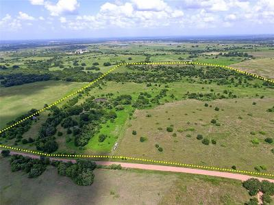 Fayette County Country Home/Acreage For Sale: Tbd Anders Bottom Road