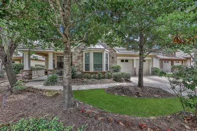 The Woodlands Condo/Townhouse For Sale: 43 Douvaine Court