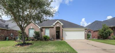 Manvel Single Family Home For Sale: 11 Palomar Drive