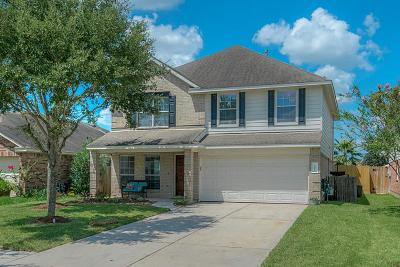 Conroe Single Family Home For Sale: 2611 Fowler Park