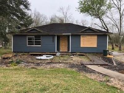 Santa Fe Single Family Home For Sale: 13011 Bethel Court
