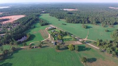 Conroe Farm & Ranch For Sale: 7711 Longmire Road