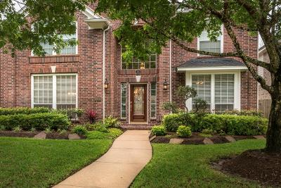 Houston Single Family Home For Sale: 3819 Canary Grass Lane