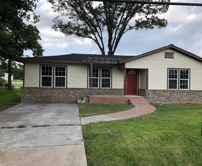 Houston TX Single Family Home For Sale: $97,500