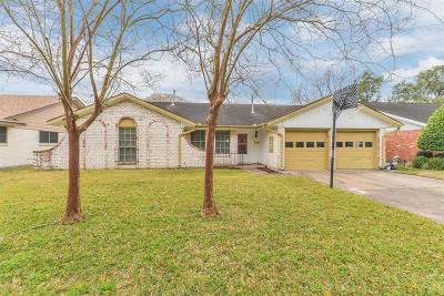 Pasadena Single Family Home For Sale: 2014 S Fisher Court
