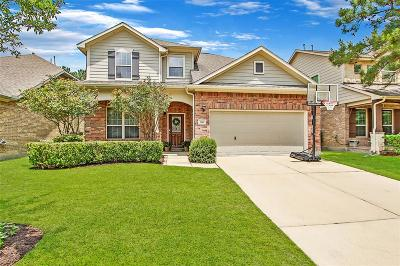 The Woodlands Single Family Home For Sale: 210 Tortoise Creek Place