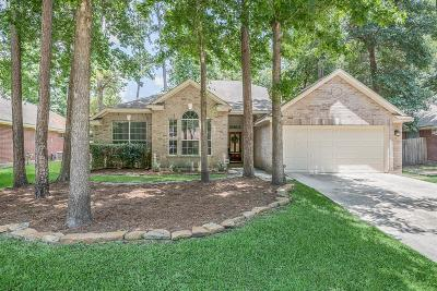 The Woodlands Single Family Home For Sale: 86 Drifting Shadows Circle