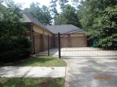 Conroe Single Family Home For Sale: 13140 Autumn Ash Drive
