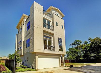 Houston Single Family Home For Sale: 3503 Facundo Street