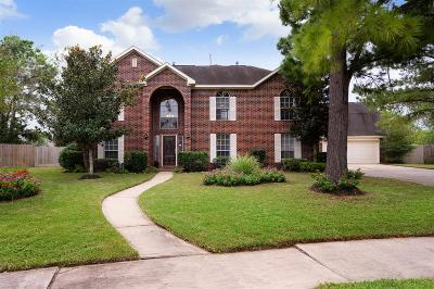 Friendswood Single Family Home For Sale: 902 White Pine Drive