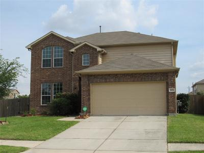 Baytown Single Family Home For Sale: 1103 Gem Stone Court