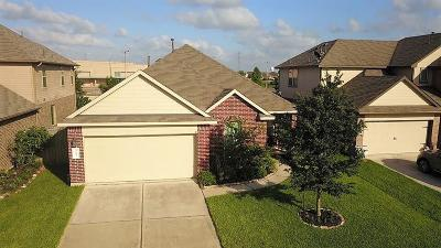 Alvin Single Family Home For Sale: 5183 Kendall Cove Court