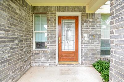 Katy Single Family Home For Sale: 4631 Field Meadow Court